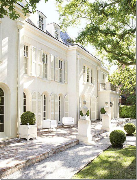 warm house colors quot pamela pierce s house is a warm white with white