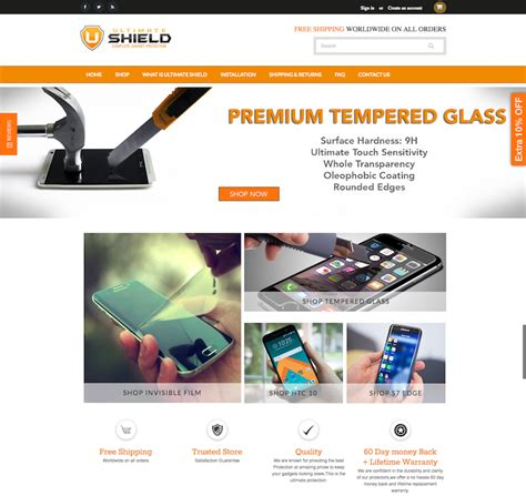 best site to new 78 best ecommerce website design exles award winners