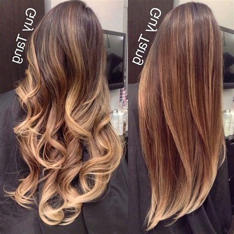 Color Trend 2017 by 17 Balayage On Straight Hair Hairstyles Magazine