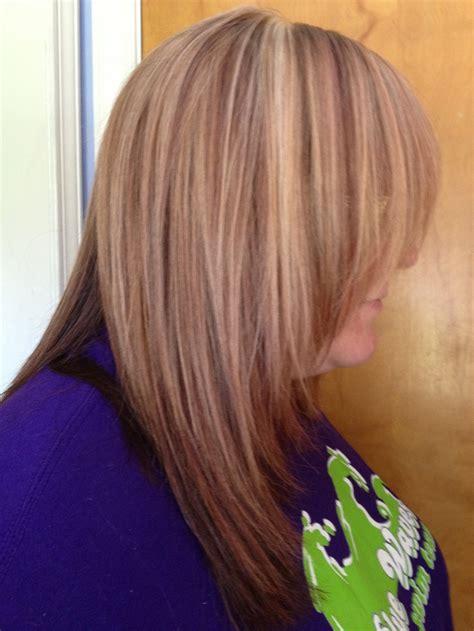 hair ideas foils 44 best highlights foils multi tones images on pinterest