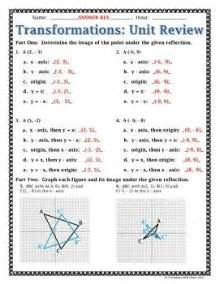 Transformation Geometry Worksheets Pdf by All Worksheets 187 Transformation Geometry Worksheets Pdf