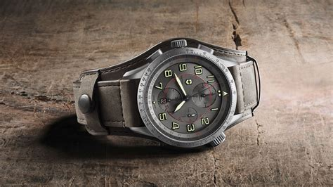 Swiss Army Deliberate Victorinox Swiss Army Airboss Mach 9 Automatic Limited