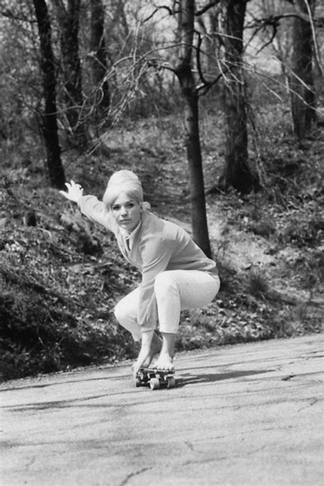 1960s famous women skaters girls of summer lovely lady skateboarders from the 1960s