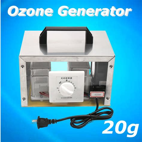 Ac Ozon 20g ozone generator ozone disinfection machine home air