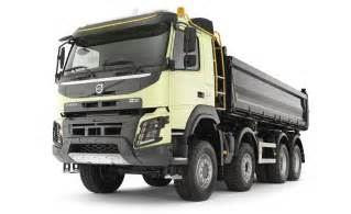 Www Volvo Vom New Volvo Fmx Truck Launched Autoevolution