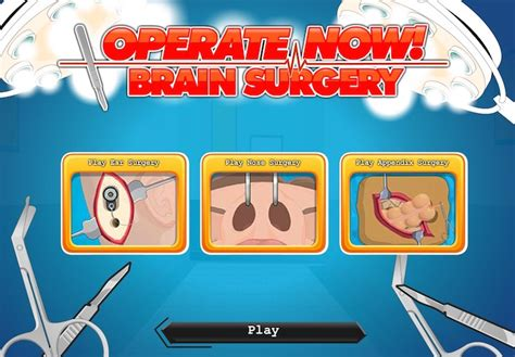 cutting hair games unblocked operate now brain surgery unblocked games