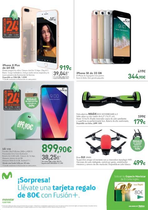 moviles corte ingles m 243 viles el corte ingl 233 s 2018 precios ofertas