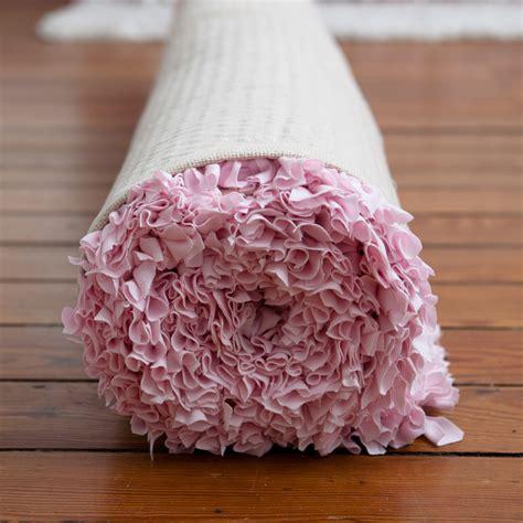 Shaggy Raggy Pink Rug by Pink Shaggy Raggy Rug By The Rug Market Rosenberryrooms