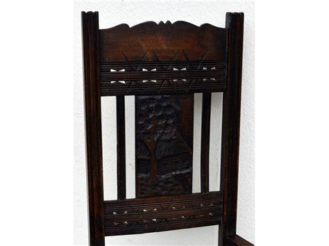 worpsweder stuhl worpsweder stuhl in eiche um 1880 antike m 246 bel und