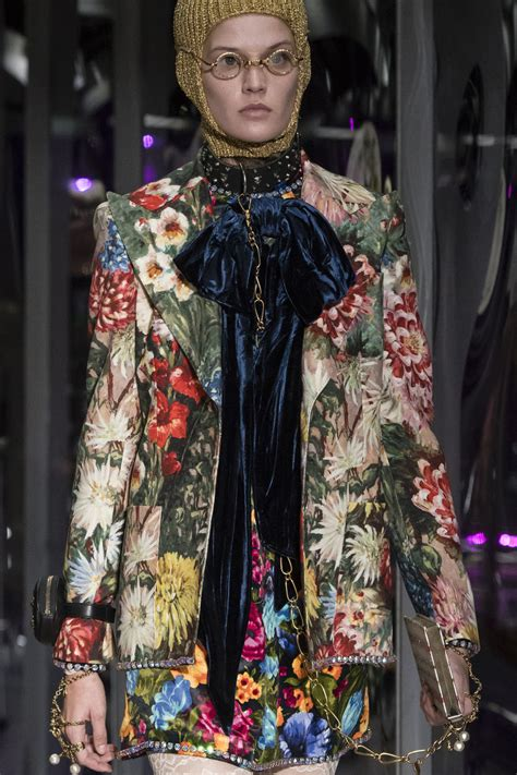 Fashion Gucci 3 Ruang gucci fall 2017 runway pictures livingly