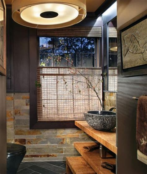 japanese inspired bathroom favorite places spaces