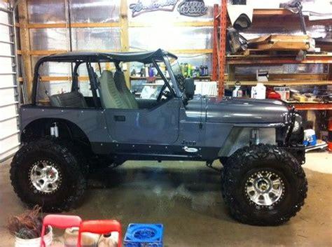 jeep yj rock crawler purchase new jeep wrangler yj cj off road rock crawler in