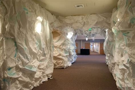 How To Make A Paper Mache Cave - paper mache cave search vbs