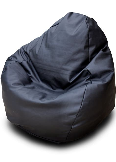 Bean Bag Leather Bean Bag Nelson