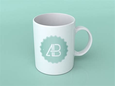 design mug photoshop cup mock up psd file free download