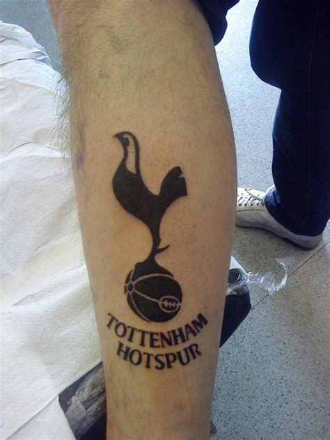 tottenham hotspur tattoo designs tottenham hotspur football badge picture at