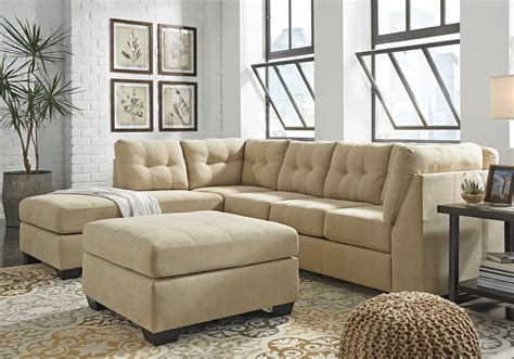 cream sectional with chaise maier cream 2pc laf chaise sectional lexington