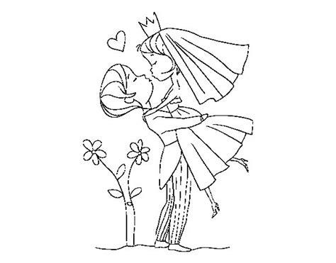 giochi baciare a letto disegno di si pu 242 baciare ala sposa da colorare acolore