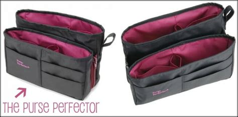 Get Organised With The Expandable Purse Organiser by Weekend Giveaway Purse Perfector Purse Organizer