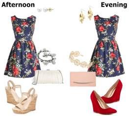 Garden Party Formal Attire - wedding guest attire what to wear to a wedding part 3