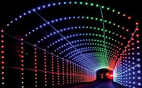 christmas illumination or christmas light the best light displays in every state travel leisure