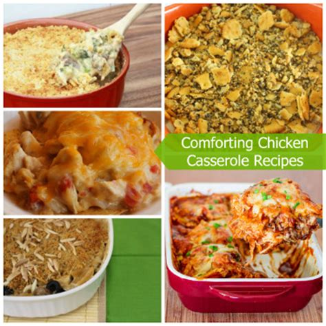 cheap chicken casseroles to keep you warm this autumn