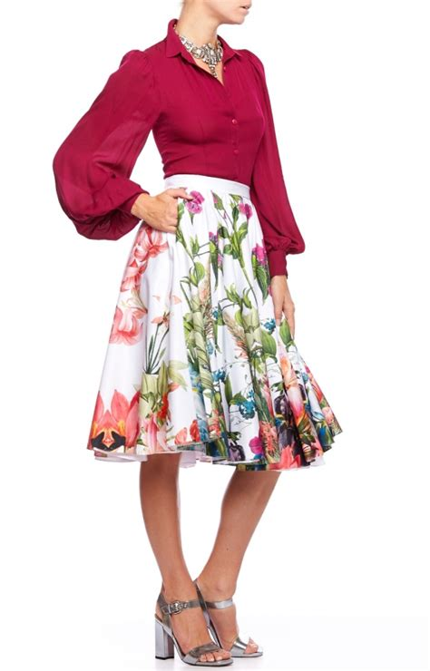 shop hunkydory skirt for magenta couture