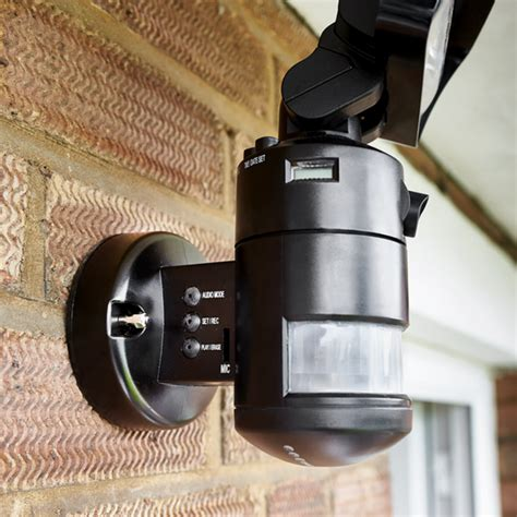 nightwatcher led security light nightwatcher led robotic security light with hd