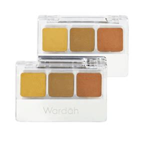 Original Wardah Eye Shadow jual wardah eye shadow mkw 13 original produk pelembab