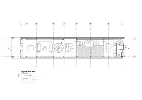floor plan of the house how to build incredible minimalist house on narrow plot singapore architecture architecture
