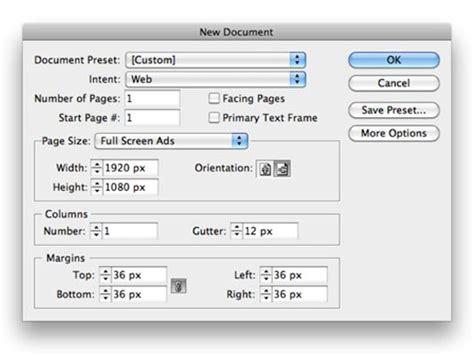 Setting A 16 9 Ratio In Photoshop Indesign Illustrator And Powerpoint Tipsy Pinterest Powerpoint Template Size Illustrator