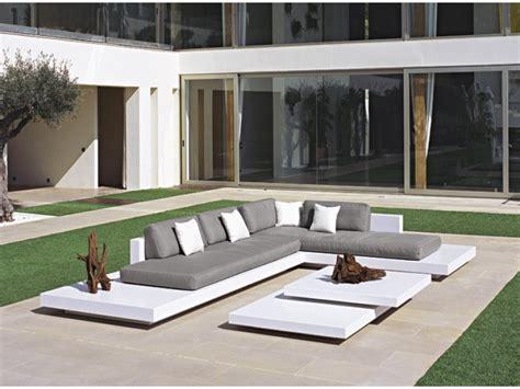 backyard lounge platform rausch classics outdoor hgfs designer