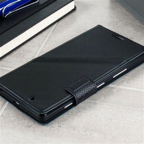mozo thin flip case for microsoft lumia 950 mozo microsoft lumia 950 genuine leather wallet flip cover