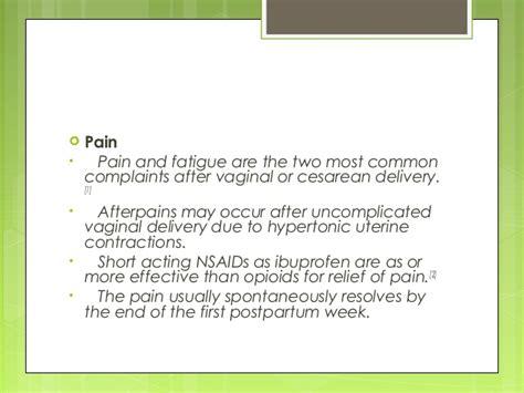 Postpartum C Section Complications by Postpartum Complications2