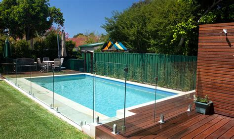 backyard designs with pool pool contemporary with fence frameless glass pool fencing sydney contemporary