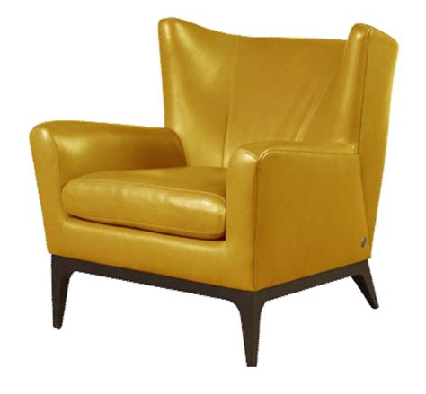 Yellow Wingback Chair Design Ideas Popular 183 List Yellow Leather Chair