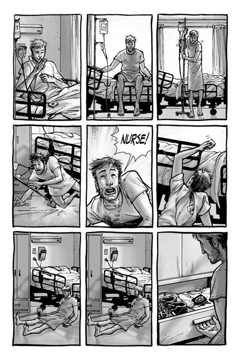the walking dead vol 1 days bye pin by schultz on comic of the walking dead