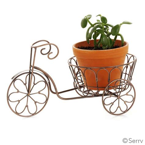 Tricycle Planter by Porch Decor Large Tricycle Planter