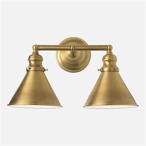Brass Fixtures Bathroom Best 25 Bathroom Sconces Ideas On