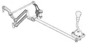 Nissan Almera Gear Linkage Peugeot 206 Gear Selector 244989 Berlingo Partner Rods