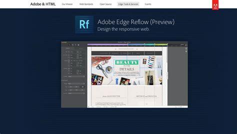 javascript reflow layout an introduction to edge reflow webdesigner depot