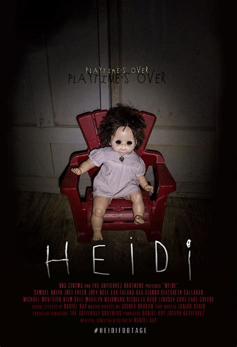 film horror terbaru hollywood 2014 trailer heidi la poup 233 e tueuse de trop