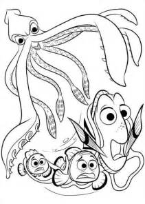 Kids n fun com coloring page finding dory finding dory