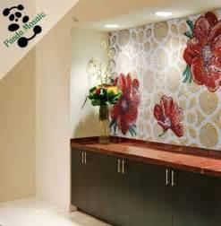 mb smm18 a chinese handmade premium mosaic backsplash glass wall art carved amp shaded glass wall art kaiser