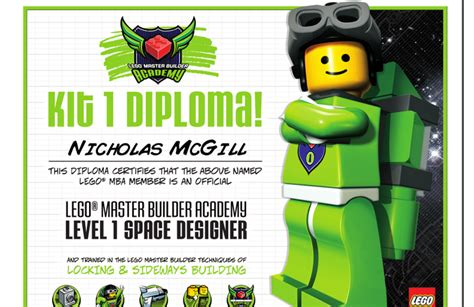 What Do You Learn Getting Your Mba by 23 Things You Can Learn From A Lego Mba Get Heroik