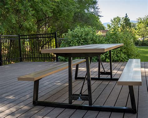 patio picnic tables quality site furniture