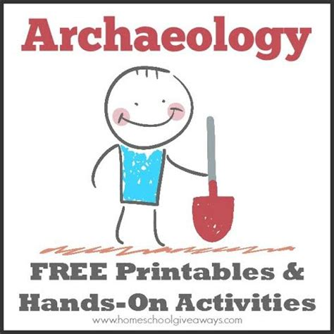 Archaeology Worksheets Middle School
