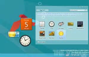 microsoft reportedly killing desktop gadget support in