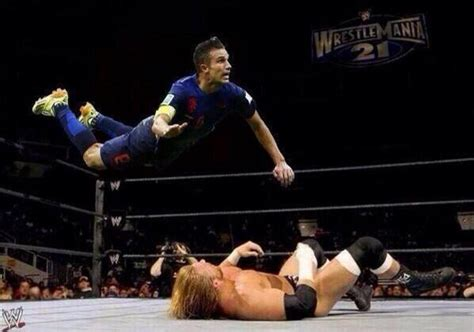 Van Persie Meme - vanpersieing know your meme