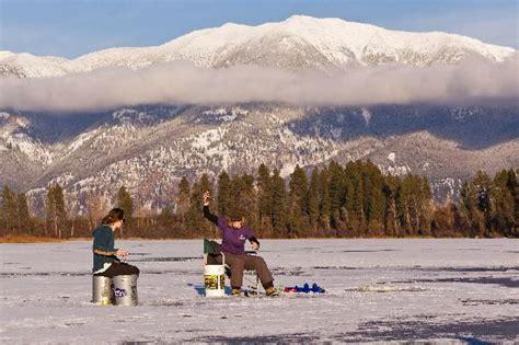 Ice Fishing   Picture of Kalispell, Montana   TripAdvisor